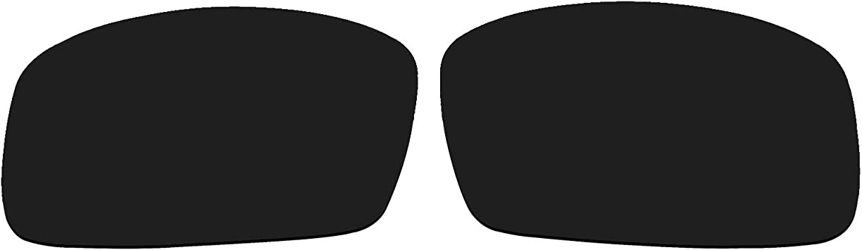 Polarized Replacement Sunglasses Lenses for Spy Optic Oasis Black