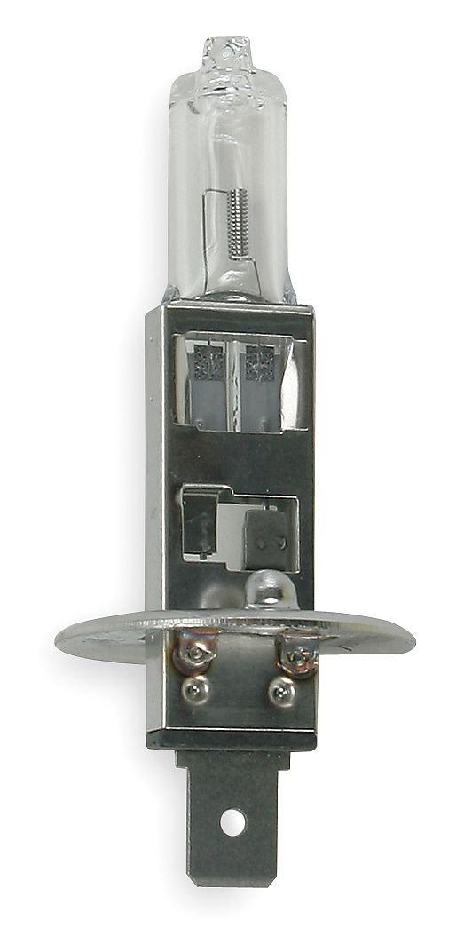 Miniature Lamp 13V GE LIGHTING H1-55 T3 1//4 62W