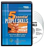 img - for The 5 Essential People Skills (6 Compact Discs) book / textbook / text book