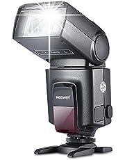 Neewer TT560 Flash Speedlite per Canon Nikon Sony Panasonic Olympus Fujifilm Pentax Sigma Minolta Leica e altre SLR Digitali SLR Film SLR Camere e Camere Digitali con singolo contatto caldo a slitta