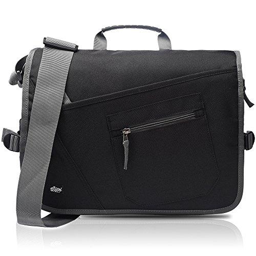 Women Shoulder Bags Messenger Bag (Black) - 4