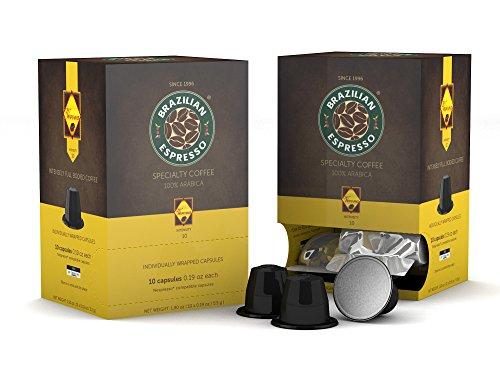 Brazilian Espresso Specialty Coffee - Espresso Capsule for sale  Delivered anywhere in USA