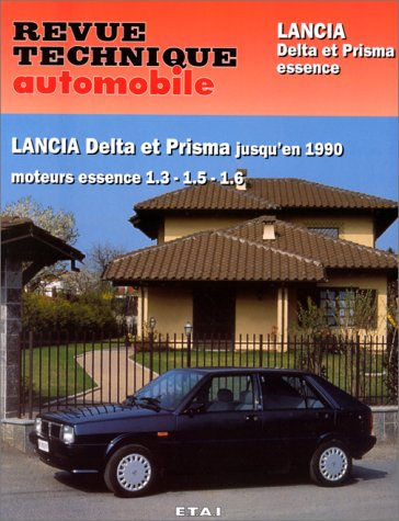 Lancia delta et prisma/moteurs essence 1.3, 1.5, 1.6, carburateur, injection, turbo: Amazon.es: Rta Ref 4949: Libros en idiomas extranjeros