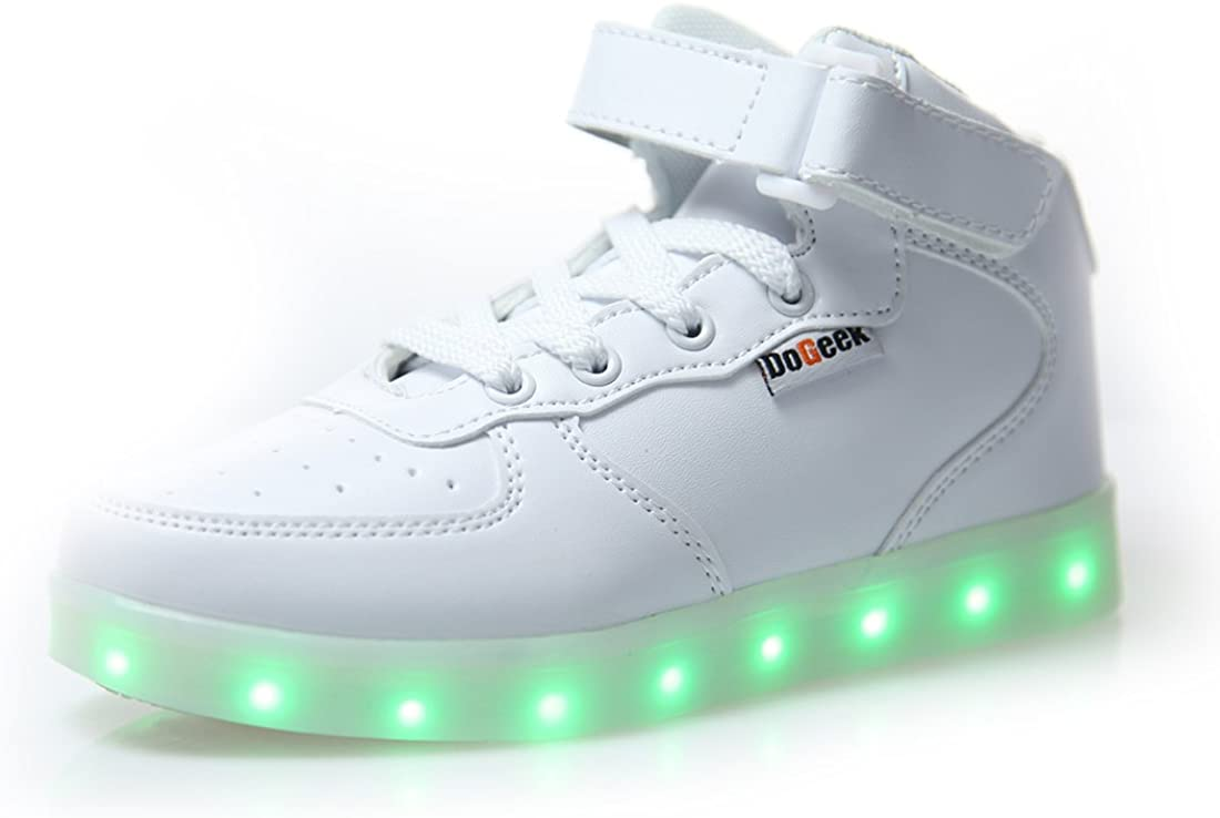 7 Colors Light Trainers Flashing Shoes