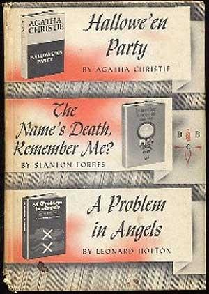 Hallowe'en Party/The Name's Death, Remember Me?/A Problem in Angels
