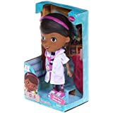 1 X Doc Mcstuffins Doctor Outfit with Stethoscope Exclusive Doll