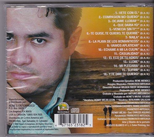 Henry Mejia - Sus Exitos Del Recuerdo: Henry Mejia - Amazon.com Music