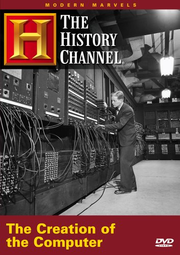 Modern Marvels Creation Computer History product image