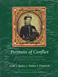 Portraits of Conflict, Anne J. Bailey and Walter J. Fraser, 1557284210