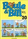 Boule et Bill, tome 20 par Roba