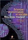 Nouveau manuel de sciences économiques et sociales ter. ES par Combemale