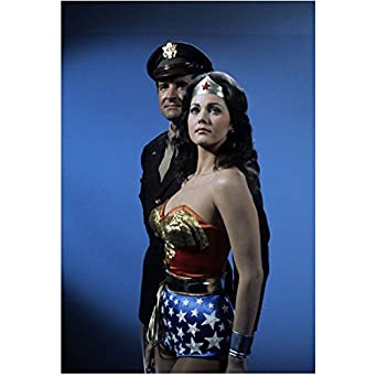 Wonder Woman Lyle Waggoner as Colonel Steve Trevor, Jr