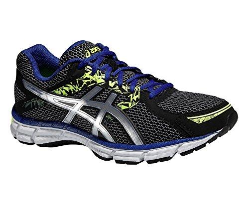 ASICS Gel-Oberon 10 Zapatillas Para Correr - SS16 Negro / Gris