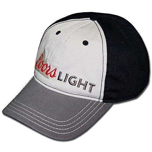 coors-light-mountain-logo-hat