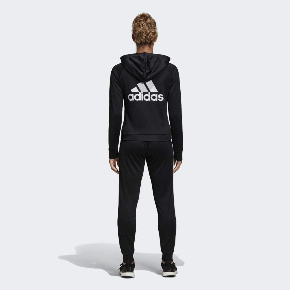 adidas WTS Big Bos Col Chándal, Mujer: Amazon.es: Deportes y aire ...