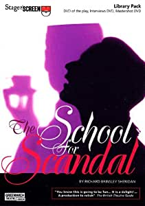 The School For Scandal (Education Pack)