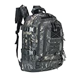 WolfWarriorX Men Backpacks Large Capacity Military