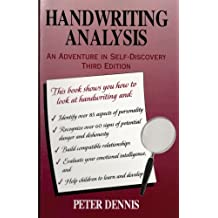 Handwriting Analysis: An Adventure in Self-discovery, Third Edition