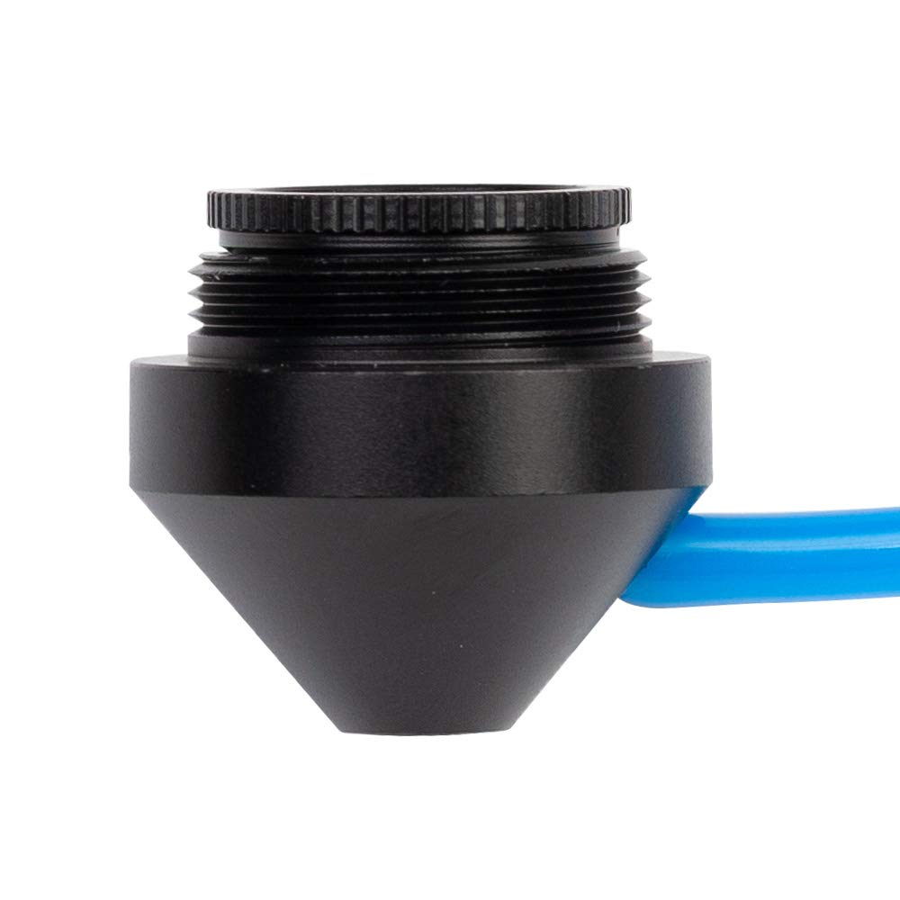 Cloudray Compound Engraving Nozzle Set Lens Diameter 18mm 20mm with Compound Lens for Laser Engraving Machine