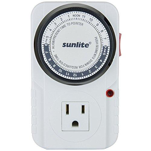 Sunlite 05003 Heavy Appliance Timer