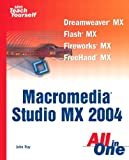 Macromedia Studio Mx 2004, Robyn Ness and John Ray, 0672325950