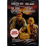 6 jours, 7 nuits - Six Days, Seven Nights (English/French) 1998 (Widescreen) Doublé au Québec