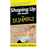 Shaping Up with Weights for Dummies