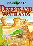Deserts and Wastelands, Cally Oldershaw, 0761311521