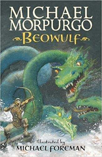 Image result for book cover of beowulf