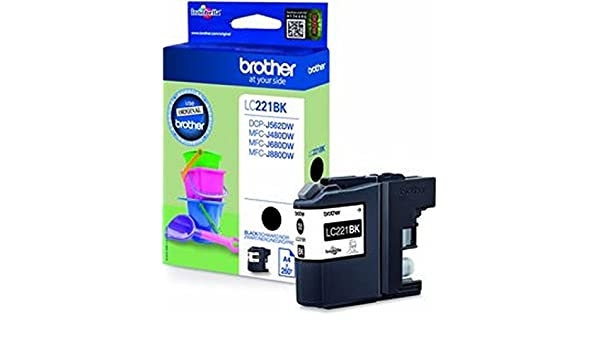 Original Brother cartucho de tinta lc221 LC 221 LC de 221 para ...