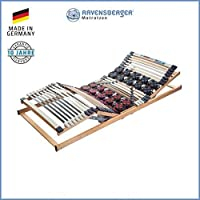 Ravensberger Matratzen DUOMED Lattenrahmen in verschiedenen Größen