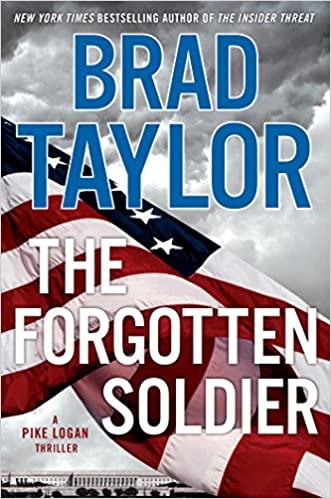 The Forgotten Soldier (Pike Logan, #9) - Brad Taylor