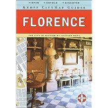 Knopf CityMap Guide: Florence