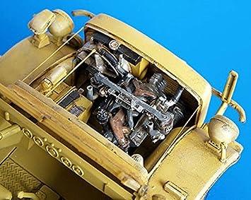 HORCH 1A ENGINE SET 1//35 RESIN PLUSMODEL PLUS MODEL 201
