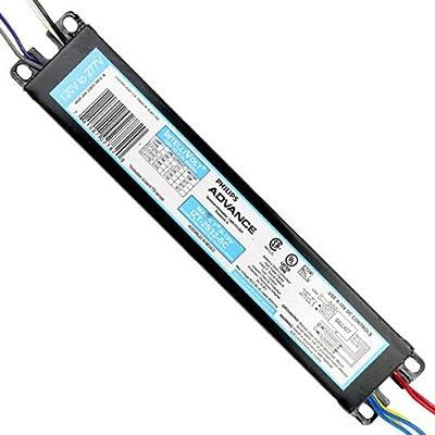 Advance Mark 7 0-10V IZT-2S32-SC - (2) Lamp Fluorescent Ballast - F32T8 - 120/277 Volt - Dimming - 1.0 Ballast Factor