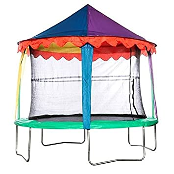 Air Bounder 14ft Tr&oline Circus Tent Canopy  sc 1 st  Amazon UK & Air Bounder 14ft Trampoline Circus Tent Canopy: Amazon.co.uk: Toys ...