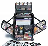 Crop Caddy Crop Station Rolling Scrapbook Organizer By Generations