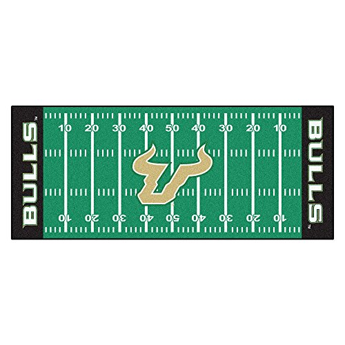 University of South Florida Football Field (Florida Football Field Runner)