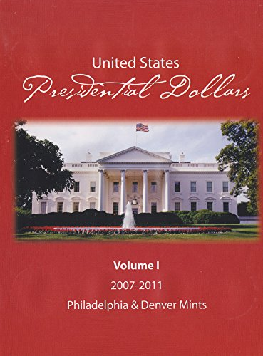 UPC 9 781424 307623 Presidential Dollar 2007-2011 COIN; ALBUM, BINDER, BOARD, BOOK, CARD, COLLECTION, FOLDER, HOLDER, PAGE, PORTFOLIO, PUBLICATION, SET, VOLUME