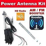 Radiotronics HD Antennas TJ262871 AM FM Auto Motor Power Antenna Mast Aerial kit Jaguar XJ8 XJ8L XJR XJS XK8 XKR