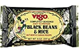 Vigo Black Beans & Rice Dinner 6oz 10 Pack