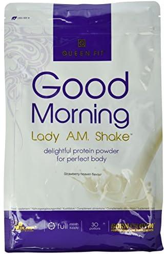 OLIMP Good Morning Lady A M Shake Erdbeere, 1er Pack (1 x 720 g)