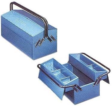 Heco M96544 - Caja herramientas metal 102.5: Amazon.es: Hogar