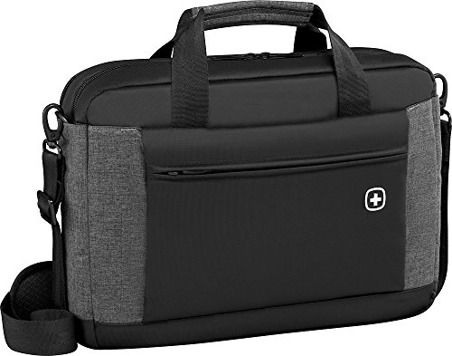 SwissGear Wenger Underground Messenger Briefcase With 16