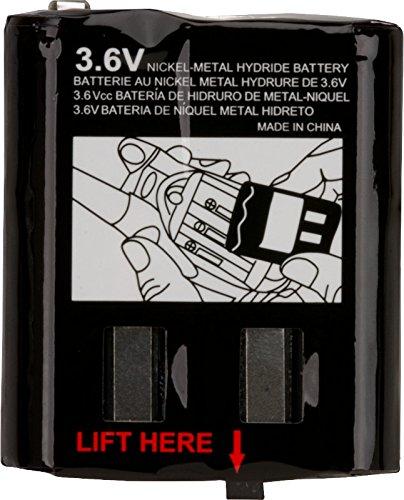 Motorola PMNN4477AR 800mAh 3XAA NIMH Rechargeable Battery Pack