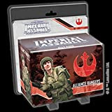 Fantasy Flight Games FFGSWI34 Star Wars Imperial Assault Alliance Rangers Ally Pack *December 29 Release Date