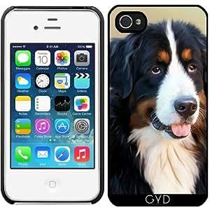 Funda para Iphone 4/4S - Perro by WonderfulDreamPicture
