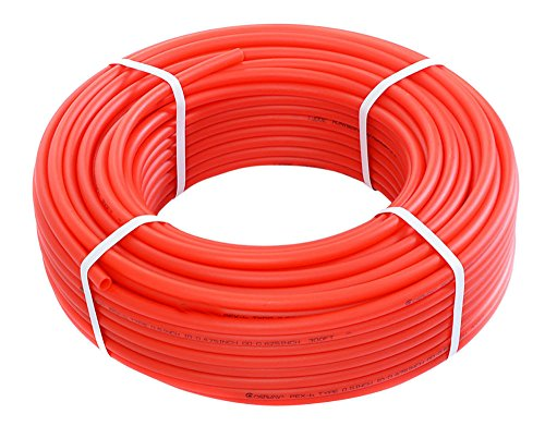 "1/2"" x 300ft Feet Pex Tubing Non Oxygen Barrier Pex-B Radiant Floor Heat Red from Unknown"