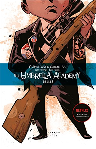 Umbrella Academy Volume 2: Dallas (English Edition)