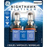 GE NIGHTHAWK PLATINUM 9006 Halogen Replacement Bulb, (Pack of 2)